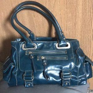 Aldo teal bag
